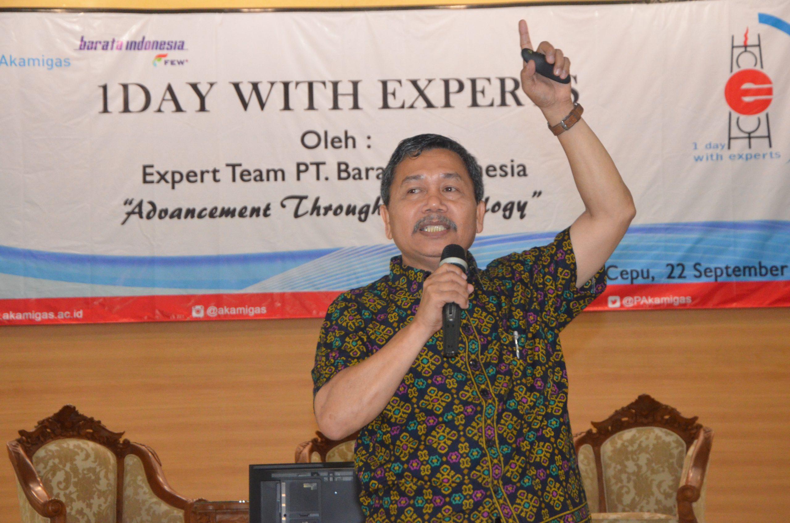 Kuliah Umum PT. Barata Indonesia, tgl 22 September 2018