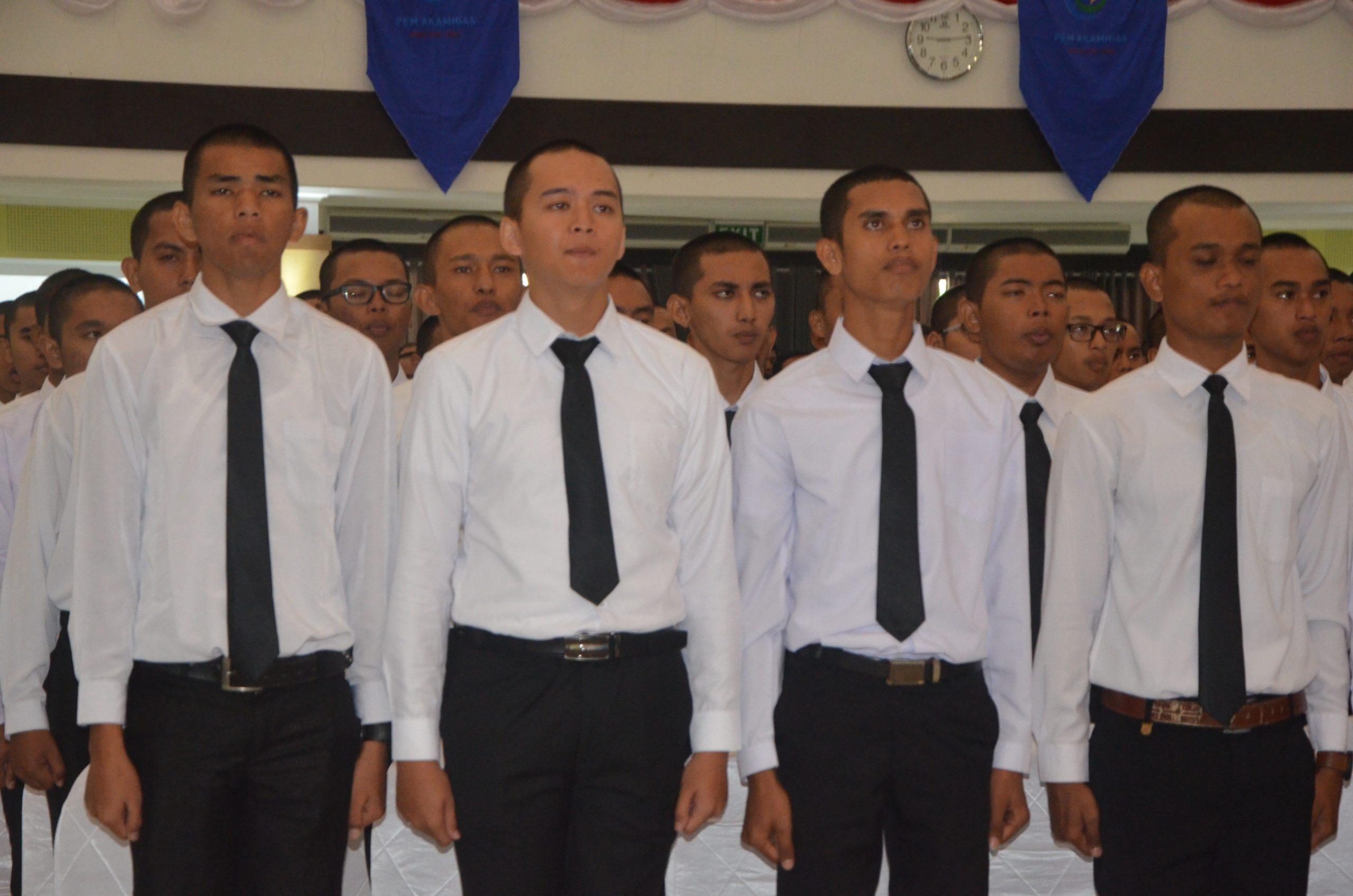 Pelantikan Mahasiswa Baru PEM Akamigas TA 2019/2020