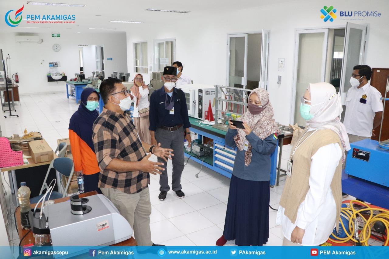 Universitas Proklamasi 45 Yogyakarta Berminat Jalin Kerja Sama dengan PEM Akamigas